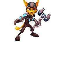 Ratchet & Clank 03 by deddystore