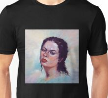 Portrait of Julia #3 Unisex T-Shirt
