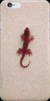 gecko by Giulio Gonella