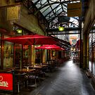 Cafe alley by collpics