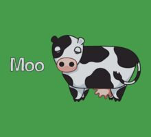 moo by Rosemary  Scott - Redrockit