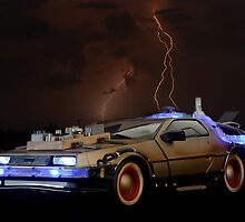 The DeLorean DMC-12 by KeepsakesPhotography Michael Rowley