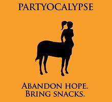 "Partyocalypse! (""No Lies"" black design) Unisex T-Shirt"