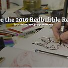 Apply for the 2016 Redbubble Residency by Redbubble Community  Team