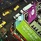 ''Manhattan Rain'' by Ḃḭṙḡḭṫṫä ∞