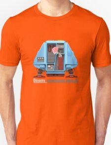 Silent Running, Dewey playing cards T-Shirt