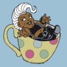 Storm in a teacup by Raz Solo