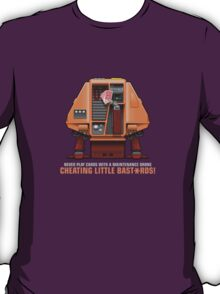 Silent Running, Card Shark (Huey Maintenance Drone 02) T-Shirt