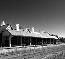 The Burra Station by kurrawinya