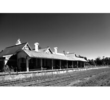 The Burra Station Photographic Print