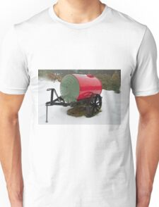 0286 Little Red Water Cart Unisex T-Shirt