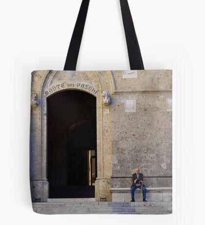 The Old Man of Siena Tote Bag