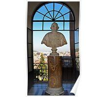 Vatican museum Statue Poster
