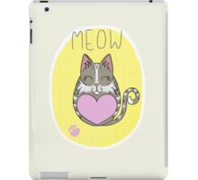 Tiggle Cat iPad Case/Skin