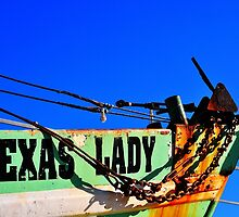 Texas Lady by joevoz