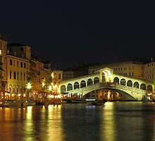 Rialto Bridge in Venice by smilyjay