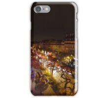 Hostel View Paris iPhone Case/Skin