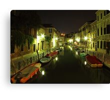 Deserted Canvas Print