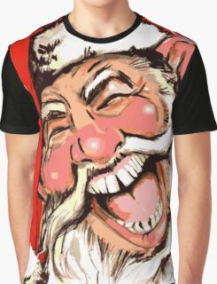 Ho, Ho, Ho Santa Graphic T-Shirt