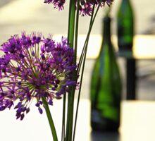 Urban Flowers Sticker