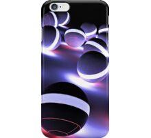 striped-balls iPhone Case/Skin