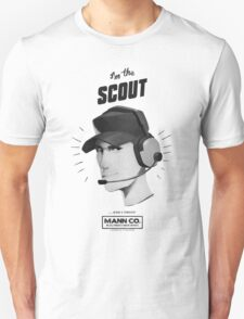 I'M THE SCOUT - Team Fortress 2 T-Shirt