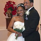 Camillia and Greg's Wedding Day  by Debbie Moore