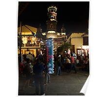 Fiesta Guadalupana, fiesta tropical  Poster