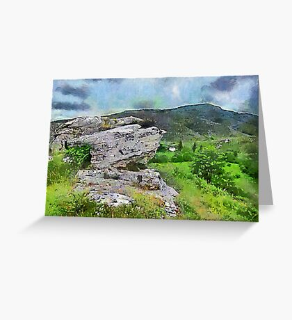 Basque country, Spain Greeting Card