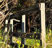 Fence Post by joevoz