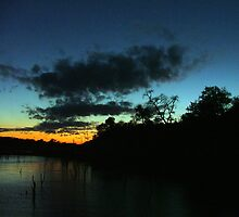 Kariba Dawn by Antionette