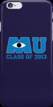 MU Class of 2013 by rebeccaariel