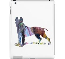 Pit bull terrier  iPad Case/Skin
