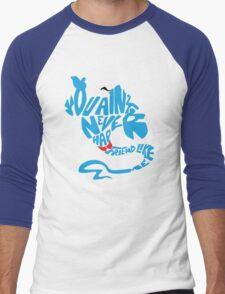 Friend Like Me Men's Baseball ¾ T-Shirt