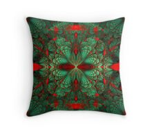 Ribbons And Bows Throw Pillow