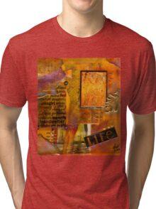 A Woman's Life T-Shirt Tri-blend T-Shirt