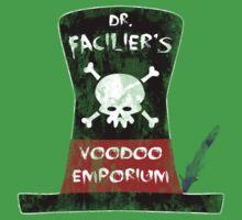 Dr. Facilier's Voodoo Emporium Baby Tee