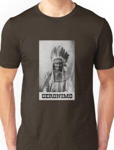 Geronimo Unisex T-Shirt