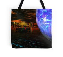 The Last Outpost Tote Bag