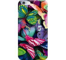 colorful_butterfly iPhone Case/Skin