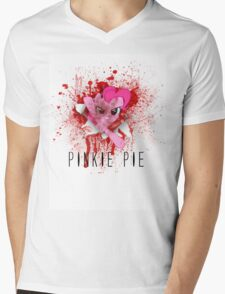 Alien Pinkie Pie Mens V-Neck T-Shirt