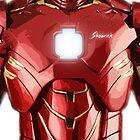 Iron Lego by Shobrick