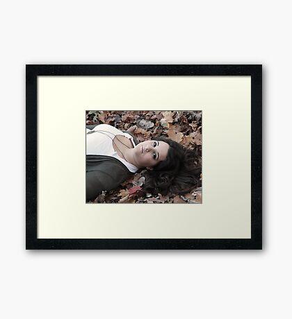 Kaylee ~ Two Framed Print