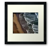 Portsalon Beach Framed Print