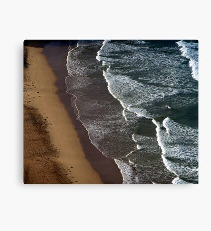 Portsalon Beach Canvas Print