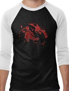 Dragon Hunter Men's Baseball ¾ T-Shirt