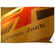 'Ol Union Jack Poster