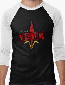 Vizier Men's Baseball ¾ T-Shirt