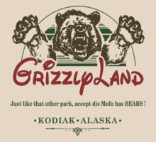 GRIZZLYLAND by GUS3141592