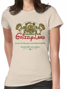 GRIZZLYLAND Womens Fitted T-Shirt